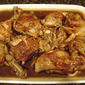 Pork or Chicken Adobo