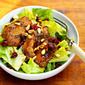 Recipe for slow cooker pomegranate chicken salad