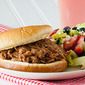 Smoky BBQ Pork Sandwiches {Slow Cooker}