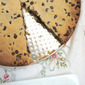 Grain-Free, Vegan Chocolate Chip Cookie Cake plus JK Gourmet Almond Flour Giveaway