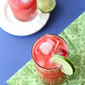 Watermelon Limeade Vodka Cocktail Recipe & TV Fun