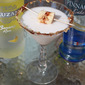Cake Vodka Banana Chocolate Nut Martini