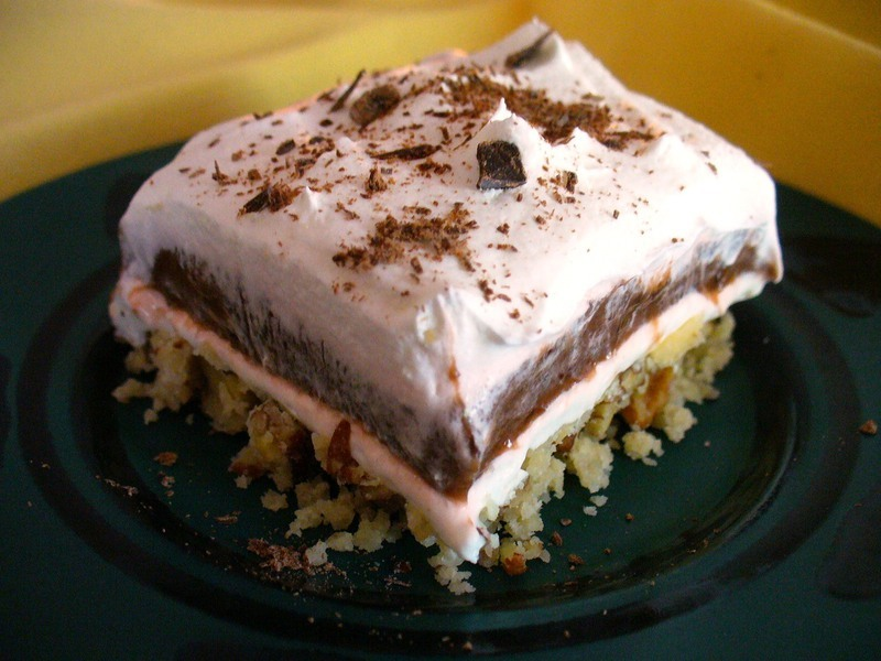 stuff dessert a chocolate pudding trifle recipe by lynne cookeatshare