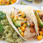 Grilled Mahi Mahi Fish Tacos with Mango Pineapple Salsa - A Food Photography Challenge