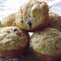Breakfast ~ Carrot Muffins