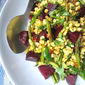 Hostess w/ the Mostess: Beet, Asparagus & Corn Salad