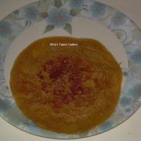 Sweet Wheat pancake / sweet wheat dosai
