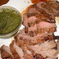 Chimichurri Sauce, a delicious spicy parsley sauce