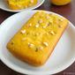 Eggless Mango Cake / Mango Loaf Cake / Eggless Mango Bread