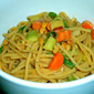 Spicy Thai Peanut Noodle Salad...A Perfect Summer Potluck Dish