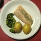 Broiled Salmon, Toaster Oven Style
