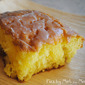 Summer Dessert: Lemon Cake {Recipe Box}