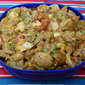 Celebrating #SundaySupper July 4th Fun...Featuring Texas-Creole Crawfish Potato Salad