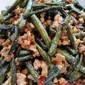 Spicy Garlic Dry-Fried Long Beans with Pork