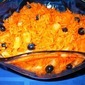 Carrot, Pineapple and Blueberry Salad ~ Easy & Healthy!