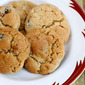 Vegetable shortening (Recipe: granola cookies)