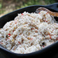 Yogurt Rice. A Fast, Fresh, Gluten Free Alternative to Pasta Salad