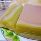 Indonesian Traditional Kue Lapis (Layer Cake)