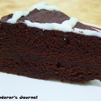 Steamed Brownies (Brownies Kukus)