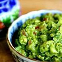 Tex Mex Guacamole with Serrano & Jalapeno Peppers