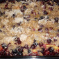 Any Fruit Cobbler, Tried and True!
