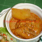 KARI AYAM TAIRU / CHICKEN CURRY WITH YOGURT