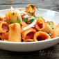 Rigatoni in Tomato Sauce from Saveur Magazine, June/July 2012