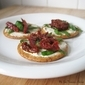 Sun-Dried Tomato and Basil Crackers