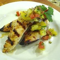 Pineapple Pico Chicken