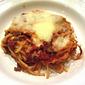 Spaghetti Lasagna Casserole