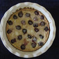 Healthy Soaked Whole Wheat Cherry Clafoutis