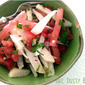Summer of Salads: Jicama and Watermelon