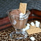 Homemade S'mores Ice Cream