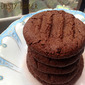 Gluten and Dairy-Free Chocolate-Chocolate Cookies: Milk Bar Mondays!