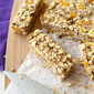 Low Fat Granola Bars with Mango, Hazelnut & Ginger Recipe