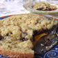 Easy - Stove Top Sour Milk Blueberry Cake