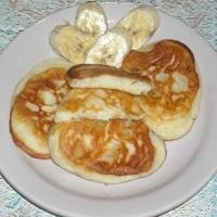 Банановые оладьи Recipe