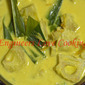 LEMAK CILI PADI NANGKA / JACKFRUIT WITH HOT CREAMY COCONUT MILK