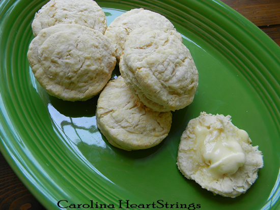 Mimi's Baking Powder Biscuits Recipe by Carolinaheartstrings ...