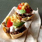 Mini Taco Salad from Southern Lady's Simply Southern Magazine, 2012