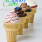 Cupcake Cones Recipe – from Handstand Kids!