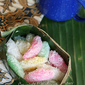 Cenil - A Colorful Indonesian Traditional Tapioca Snack