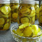 Recipe for Canning Sweet Pickles