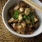 Meatless Monday: Eggplant and Tofu Stir-fry with Farro