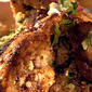 Guy's Couscous Stuffed Chicken with Feta, Sun Dried Tomato and Kalamata Olives