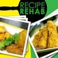 Healthing up Fish and Chips with Everyday Health's Recipe Rehab