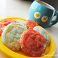 Jello Sugar Cookies {Recipe Box}