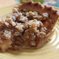 Autumn in August: Apple Crisp Pie