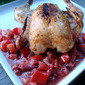 Plum Crazy Cornish Game Hens