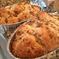 Water Challah With Cinnamon Streusel